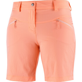 Salomon Wayfarer LT Shorts Damer, papaya
